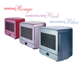 Pastels Set The Mood For Whirlpool S New Max Microwave Oven