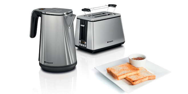 Slow Juicer Hotpoint Ultimate Collection : HOTPOINT LAUNCHES THE ULTIMATE SMALL DOMESTIC APPLIANCE COLLECTION Interior Bulletin