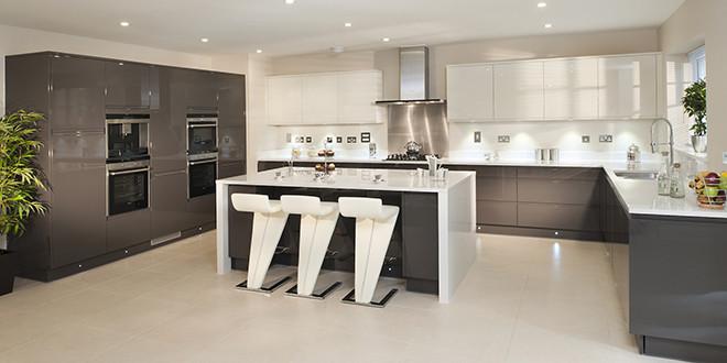 Cala Homes Kitchen Supplier