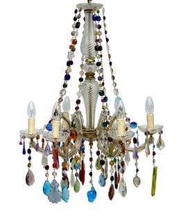 Introducing the latest multi coloured marie therese chandeliers introducing the latest multi coloured marie therese chandeliers aloadofball Gallery