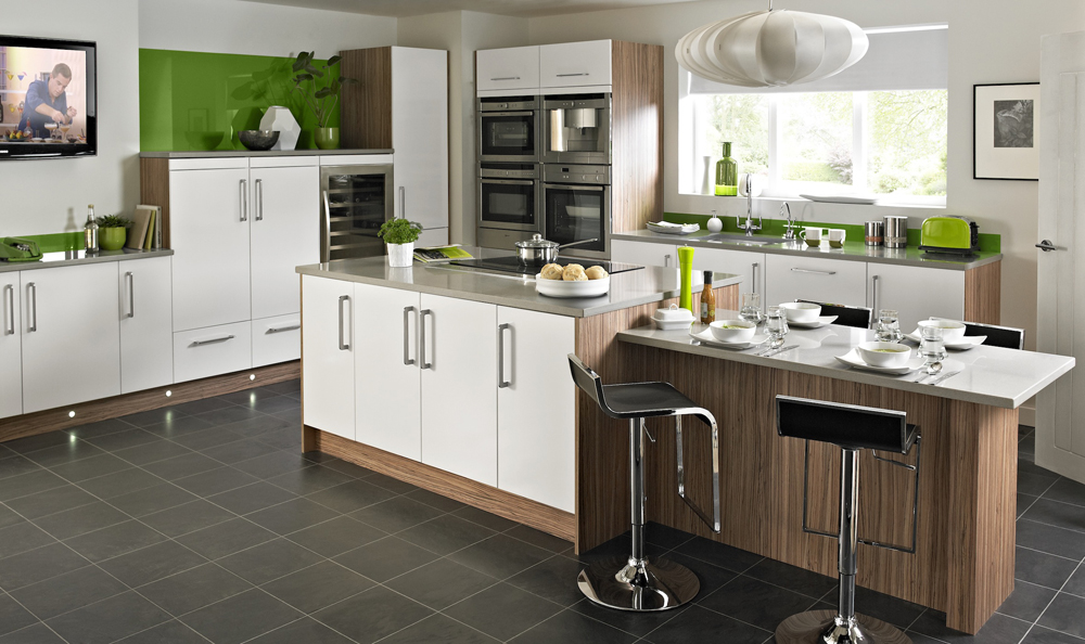 In partnership with betta living interior bulletin for Kitchen ideas zebrano