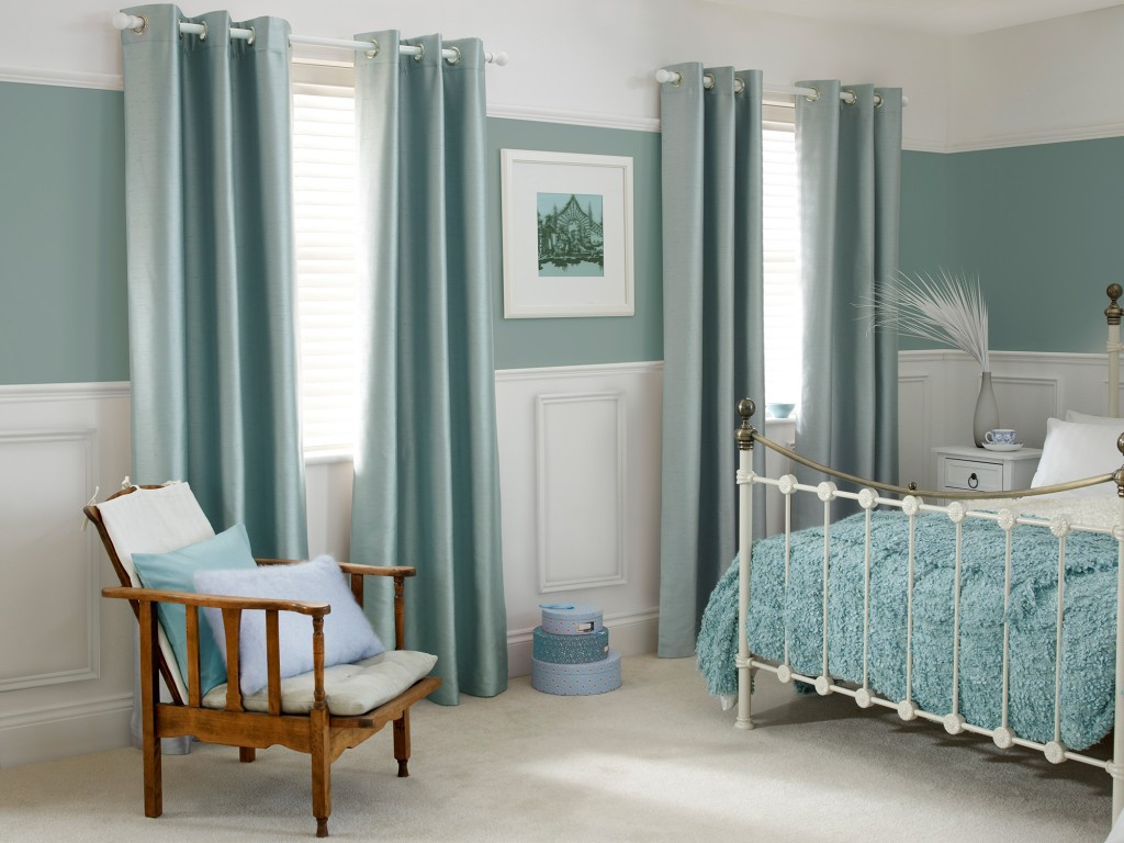 What Colour Paint For Walls With Grey Curtains