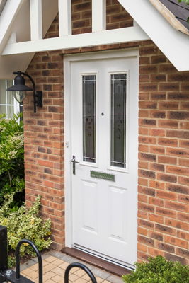 Fabulous front doors make a real entrance with for Front doors that let in light