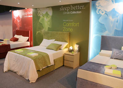 Next Generation Thermo Regulating Foam Bedding Comes To Uk